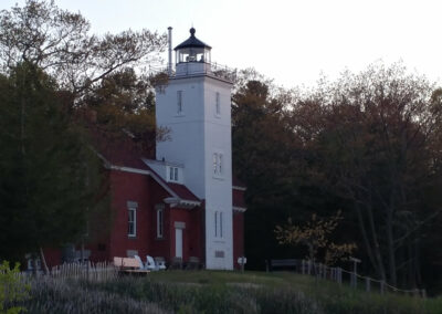 Forty Mile Point Lighthouse