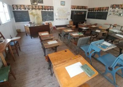 Glawe One RoomSchoolhouse