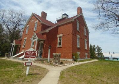 Asst Lighthouse Keeper Cottage