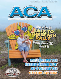 ACA Across America Magazine – On Line