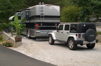 Book RV spaces early this year – it's a jungle out there !